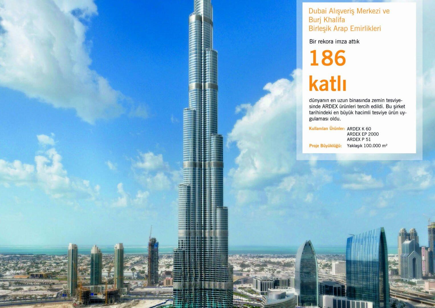 Dubai Mall & Burj Khalifa 1