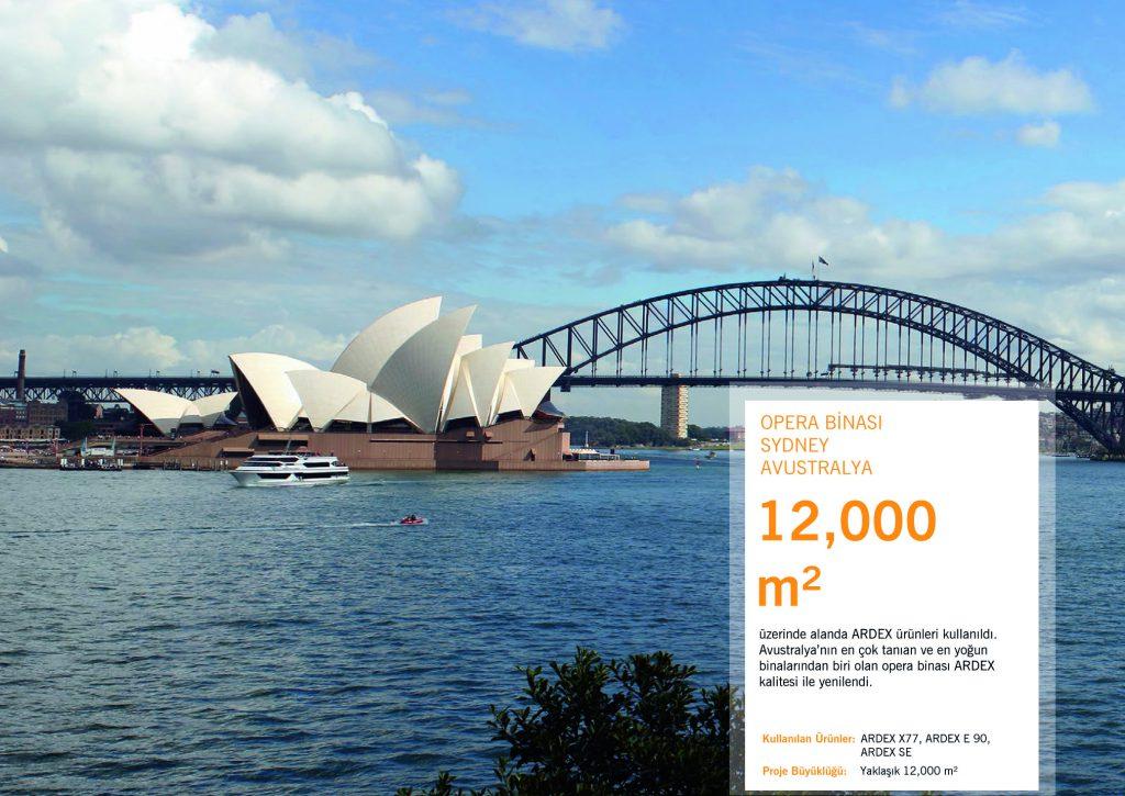 Sydney Opera Binası 1