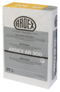 ARDEX AR 300 Multimörtel 3