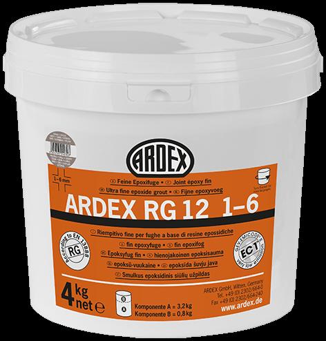 ARDEX RG 12 1-6mm 2