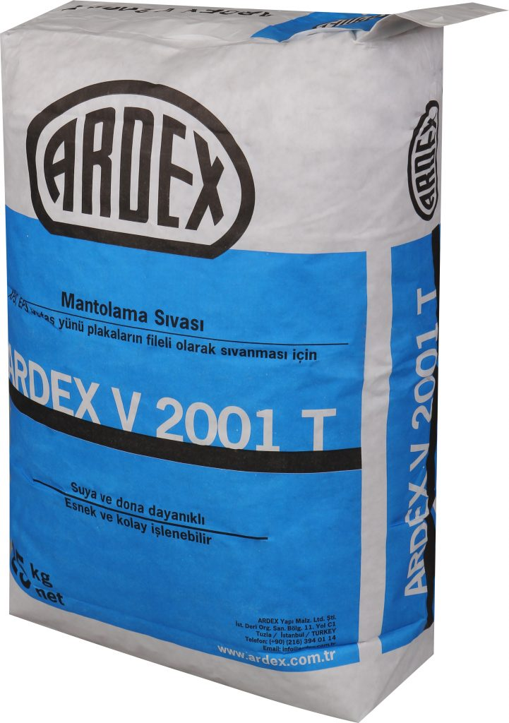 ARDEX V 2001 T 2