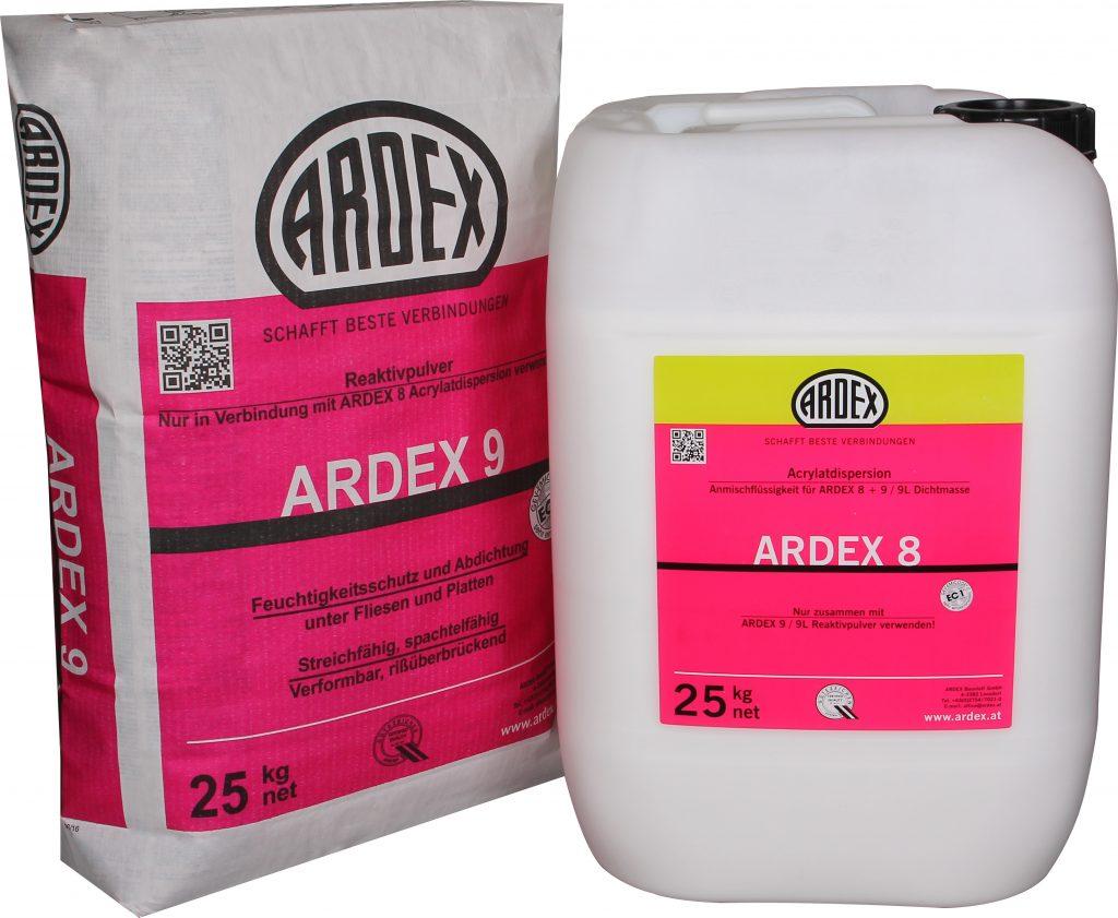 ARDEX 8+9 2