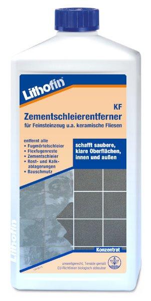 Lithofin KF Zementschleierentferner 2