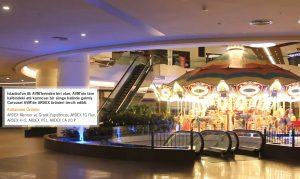 Carousel AVM Yenileme Projesi