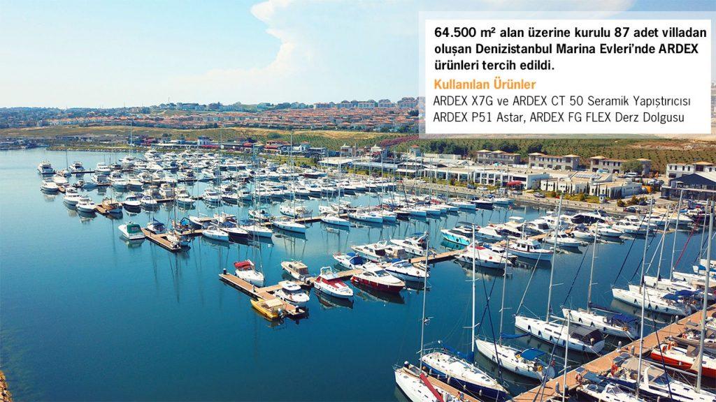 Denizİstanbul Marina Evleri 1