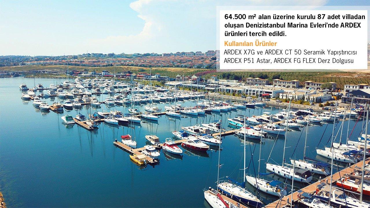 Denizİstanbul Marina Evleri 2