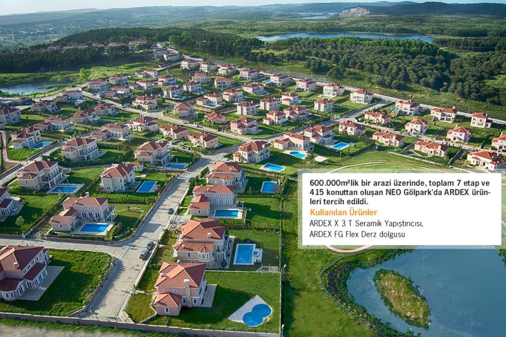 NEO Gölpark İstanbul Evleri 1