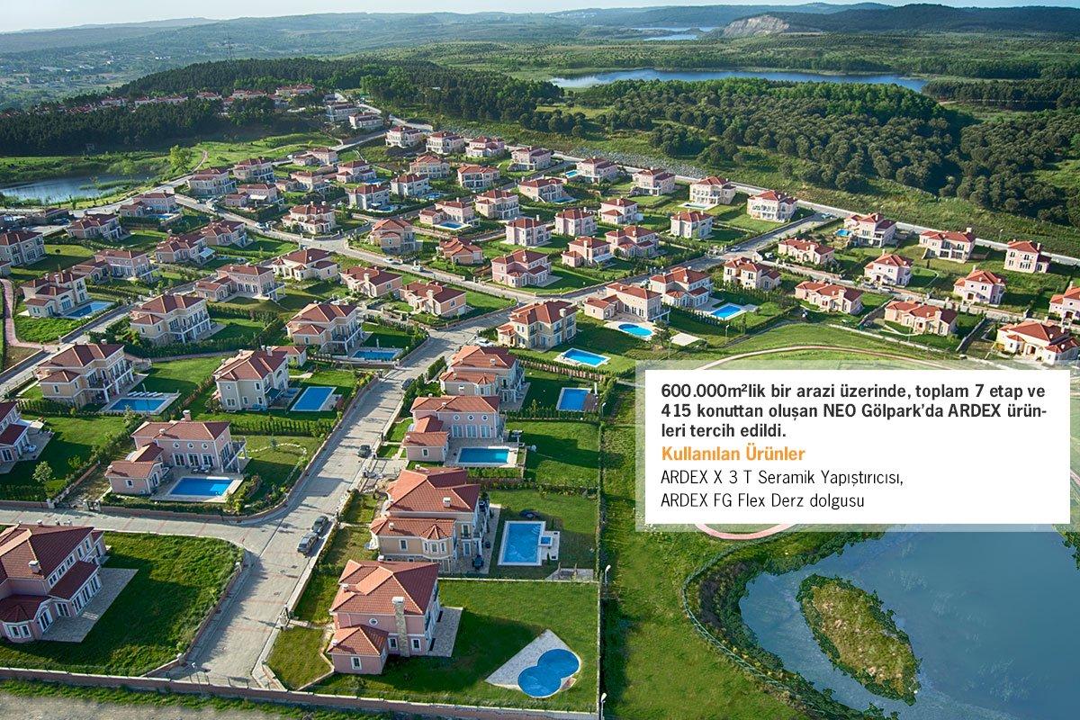 NEO Gölpark İstanbul Evleri 6
