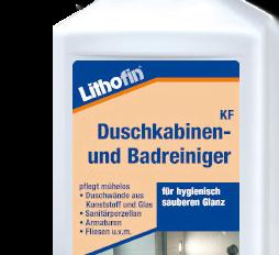 Lithofin Duschkabinen- und Badereiniger 1