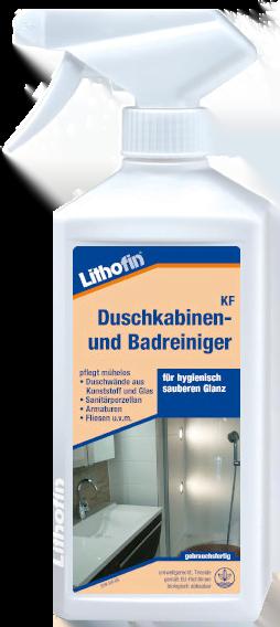 Lithofin Duschkabinen- und Badereiniger 2