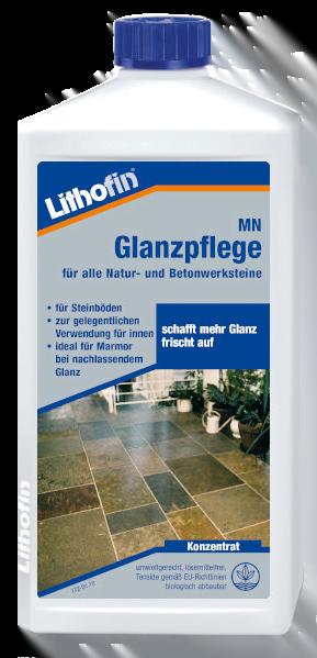 Lithofin MN Glanzpflege 2